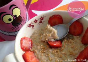 Recette J'ai encore voulu jouer à la blogueuse HYPE avec du porridge ... cette fois j'ai adoré!!