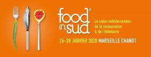 Recette Food' In Sud 2020 au Parc Chanot à Marseille