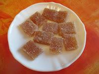 Recette Pâte de poires