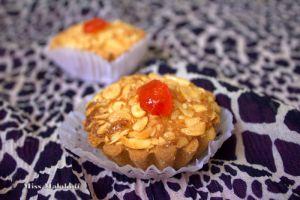 Recette Mini Tartelettes aux Amandes