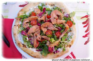 Recette Pizzeria des remparts