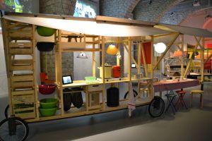 Recette Expo « Ma cantine en ville » : food trucks, triporteurs et autres créations au menu de la street food