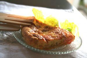 Recette Quiche saumon et maïs