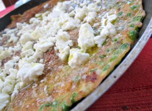 Recette Frittata aux herbes