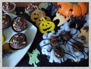 Recette Friandises d'Halloween
