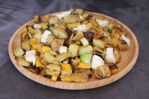 Recette Poêlée hivernale rutabaga et pommes de terre