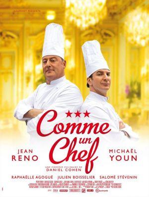"""Recette """"Comme un Chef"""""""