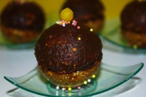 Recette Boulettes carambars chamallows