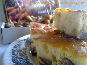 Recette Gâteaux aux dattes