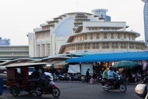 Recette Cambodge   Phnom Penh   premières impressions