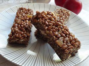 Recette Barres de céréales au cocopops®