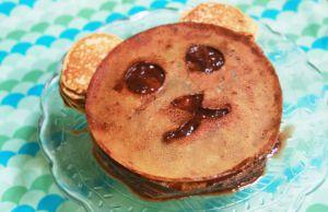 Recette Nounours de la chandeleur (et recettes de pâtes à tartiner maison)