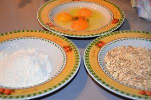 Recette Nuggets de poulet aux flocons d'avoine