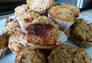 Recette Muffins aux dattes et à l'huile d'argan