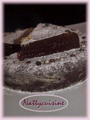 Recette Fondant au chocolat rapide (Cookéo)