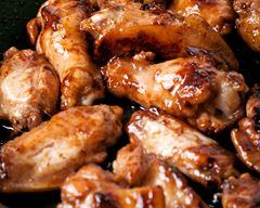Recette Cuisses de poulet au citron et au miel