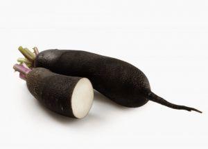 Recette Radis noir