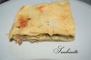 Recette Lasagne au roquefort