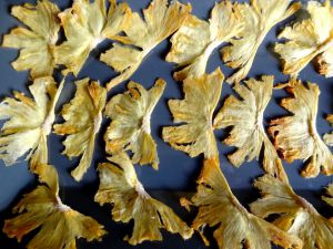 Recette Chips d'ananas
