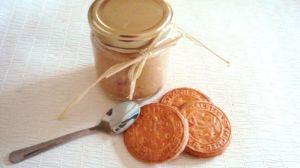 Recette Pâte à tartiner aux biscuits