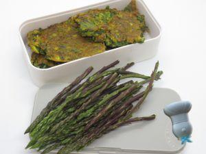 Recette Omelette d'asperges