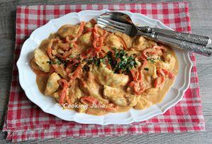 Recette Curry de poulet au beurre de cacahuète