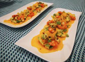 Recette Salade de fruits et de mer