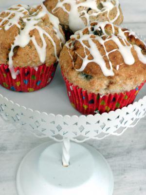 Recette Muffins dattes et noix
