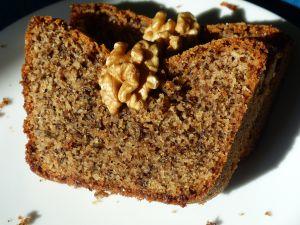 Recette Cake aux noix