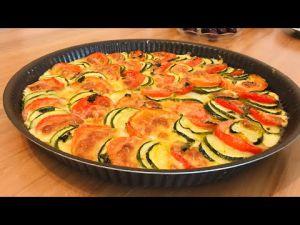 Recette Courgettes Tomate Mozzarella