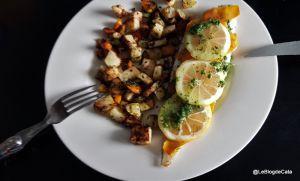 Recette Sole en papillote et poêlée carotte-céleri rave