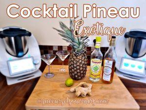 Recette Cocktail Pineau Exotique