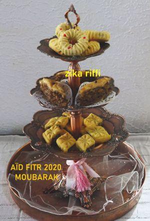 Recette Bonne fête de l'aïd el fitr-aïdkoum mabrouk