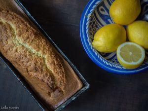Recette Mon cake au citron délicieusement moelleux (façon Gesundheitskuchen)