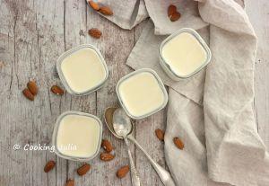 Recette Yaourts aromatisés à l'amande (multi délices)