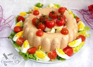 Recette Mousse de jambon