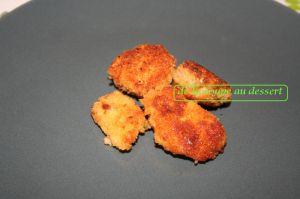 Recette Nuggets de poulet