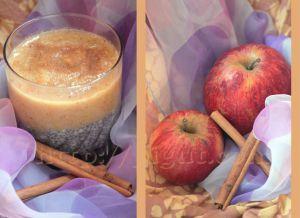 Recette Petit Déjeuner Automnal de Chia Fruité