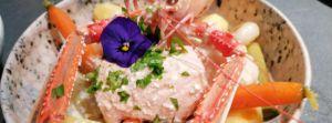 Recette Pot au feu de la mer lotte saumon langoustines