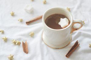 Recette Chocolat chaud à la cannelle et au chamallow