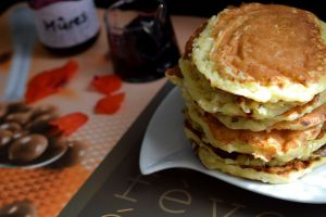 Recette Syrniki (Pancakes Russes au Fromage)