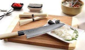 Recette A la découverte des couteaux Japonais