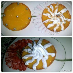 Recette Tartes au citron meringuée