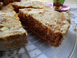 Recette Gâteau aux dattes