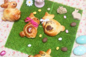Recette Brioches lapins