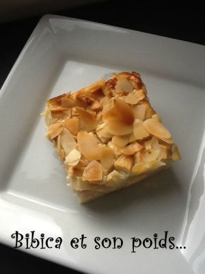 Recette Cuajada aux pommes