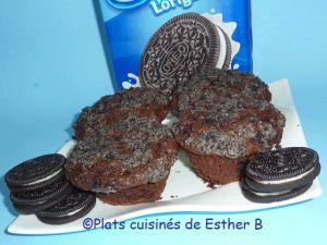 Recette Muffins Oréo