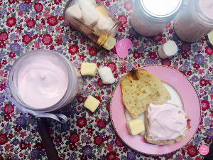 Recette Fluff : Pâte de Chamallows