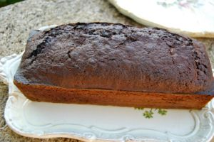 Recette Cake Chocolat – Courgettes