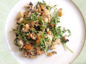 Recette Salade de fruits de mer au sarrasin